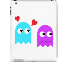 unwanted love - white iPad Case/Skin