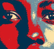 Vote Lupita Sticker