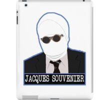 Jacques Souvenier iPad Case/Skin