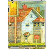 A House that is not a Home iPad Case/Skin