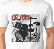 Rock-n-Roll Drums Unisex T-Shirt