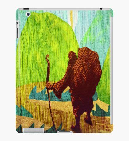 Long Road Ahead iPad Case/Skin
