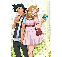 Amourshipping - First Date Photographic Print