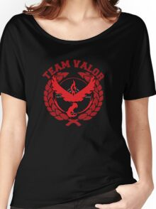 Team Valor - Pokemon Go! Women's Relaxed Fit T-Shirt