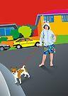 Bob and the Mystery Rabbit Girl by Matt Mawson