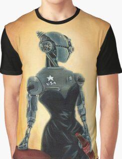 Madame KL-E-0 Graphic T-Shirt