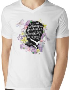 The Picture of Dorian Gray - Real Mens V-Neck T-Shirt
