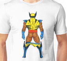 Wolf Butt (Dark) Unisex T-Shirt