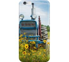 The Ol'e Tractor iPhone Case/Skin