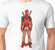 Dead Butt (dark) Unisex T-Shirt