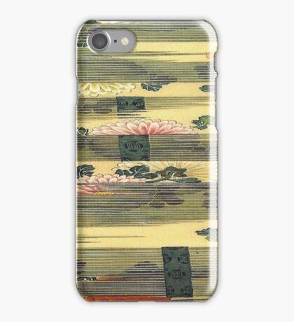 Train Window iPhone Case/Skin