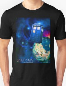 Whovians Best Facebook Group Art Dedication (07/2016) Unisex T-Shirt