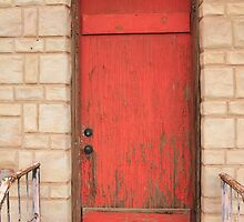 Red Door by Andrew Felton