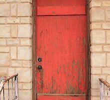 Red Door by Andrew Felton