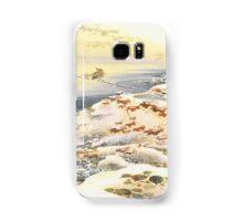 Falling Snow Samsung Galaxy Case/Skin