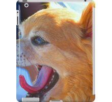 Baxter the Sailing Dog iPad Case/Skin