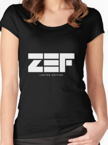 Zef Women's Fitted Scoop T-Shirt