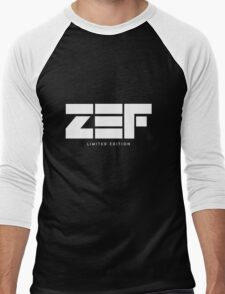 Zef Men's Baseball ¾ T-Shirt