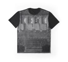 Adams Power Plant Transformer House | Niagara Falls, New York Graphic T-Shirt