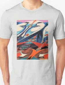 SOARING ON WINGS GRAPHIC Unisex T-Shirt