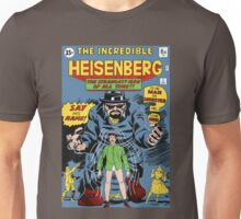 The Incredible Heisenberg! Unisex T-Shirt
