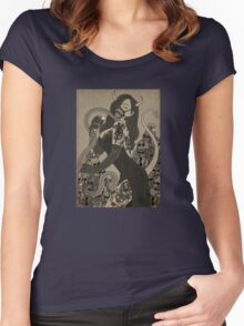 Jessica Rabbit Women's Fitted Scoop T-Shirt