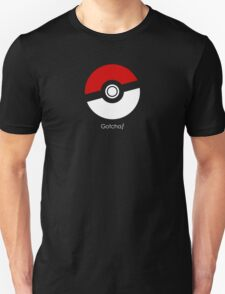 Pokemon Go! Gotcha gear Unisex T-Shirt