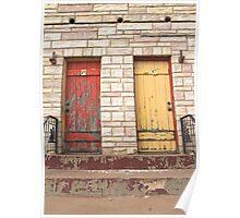 2 Doors Poster