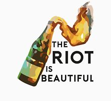 The riot is beautiful Classic T-Shirt