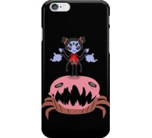 muffet iPhone Case/Skin