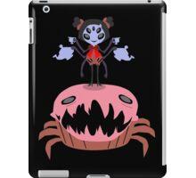 muffet iPad Case/Skin