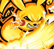 Pika Power - Sticker Sticker