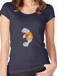 The Mana-T Women's Fitted Scoop T-Shirt