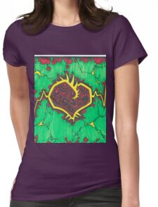 Unscarred Womens Fitted T-Shirt