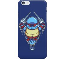 Ninja Squirtle - Phone Case iPhone Case/Skin