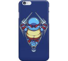 Ninja Squirtle - Phone Case iPhone Case/Skin
