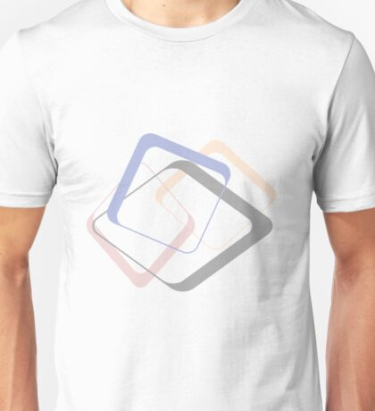 fat and thin Unisex T-Shirt