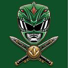 Dragonzord Power - Phone Case by TrulyEpic