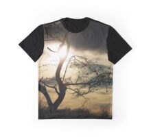 Lonely Sunset | Niagara Falls, New York Graphic T-Shirt