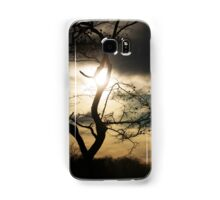 Lonely Sunset | Niagara Falls, New York Samsung Galaxy Case/Skin