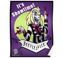 Beetlejuice (Full size) Poster