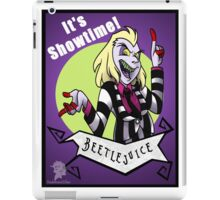 Beetlejuice (Full size) iPad Case/Skin