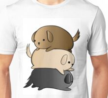 Lots of Lovable Labs Unisex T-Shirt
