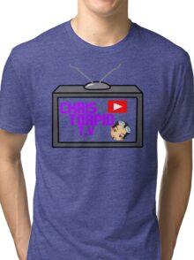 ChrisTorpidTV Tri-blend T-Shirt