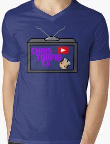 ChrisTorpidTV Mens V-Neck T-Shirt