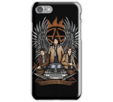 Hunters - Phone Case iPhone Case/Skin