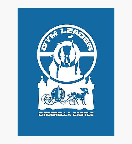 Poke-GO: Cindy's Castle Gym Leader Photographic Print