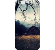 Rustic Barn iPhone Case/Skin