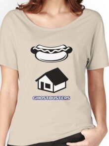 Ghostbusters - Kevin's Alternative Logo Women's Relaxed Fit T-Shirt