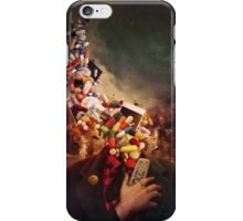 Comfortably Numb iPhone Case/Skin